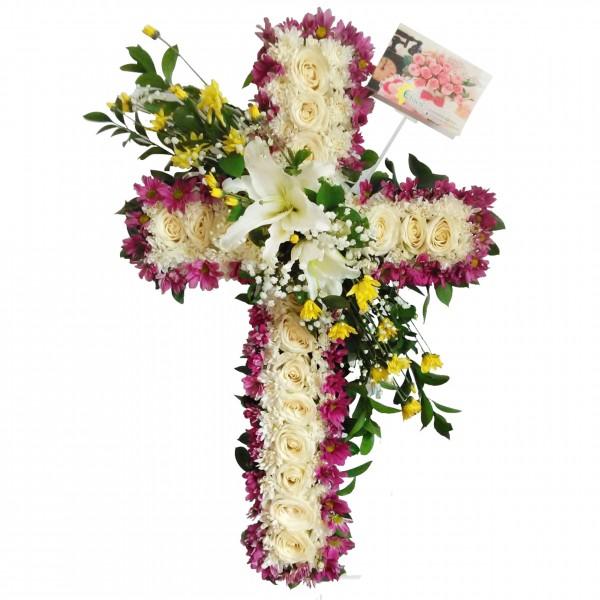 Image result for bunga salib duka cita