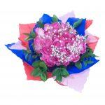toko bunga hand bouquet valentine di tangerang