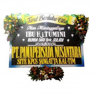 Karangan Bunga Papan Duka Cita Surabaya