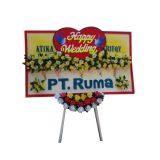 Karangan Bunga Wedding Semarang SML-21