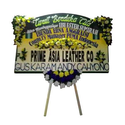 Bunga Papan Duka Cita Semarang SML-23