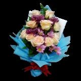jual hand bouquet di samarinda