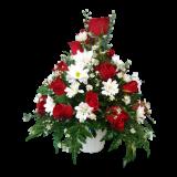 kirim bunga meja atau bunga vas di samarinda