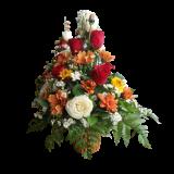 pesan bunga meja di samarinda