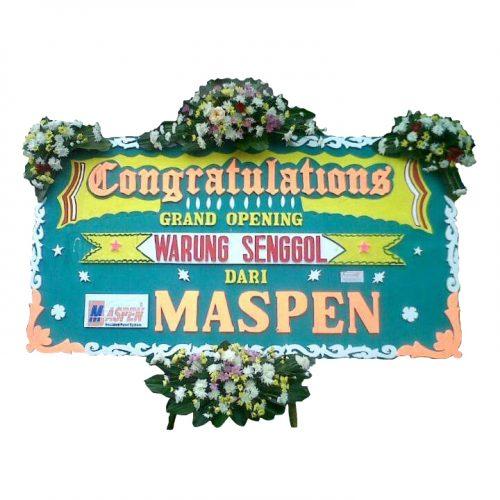 toko bunga congratulation di tasikmalaya jawa barat TSM - 06