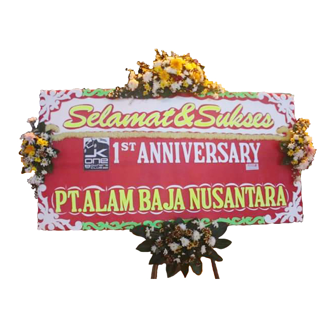 toko karangan bunga papan congratulation di tasikmalaya TSM - 10 elora florist