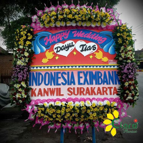 papan wedding solo elora florist