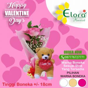 Kado Bunga Valentine Untuk Pacar di Jakarta Selatan