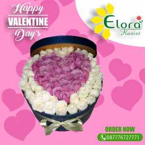 Jual Bunga Mawar Valentine di Alam Sutera