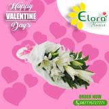 Hadiah Bunga Mawar Valentine di Citayam