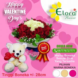 Hadiah Valentine Paling Romantis di Jakarta Barat