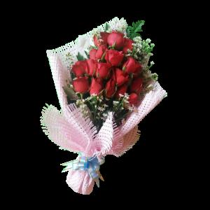 toko rangkaian bunga mawar di samarinda