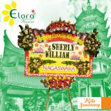 Karangan Bunga Ucapan Pernikahan Semarang SML-27
