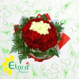 hand bouquet 100 tangkai
