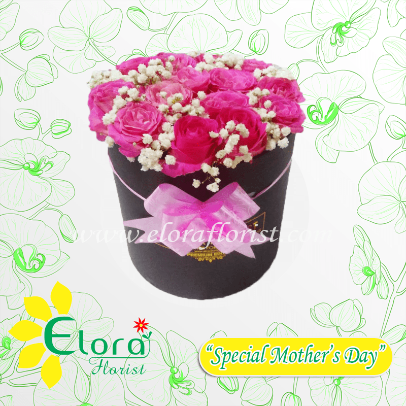 Bloom Box Bunga hari ibu