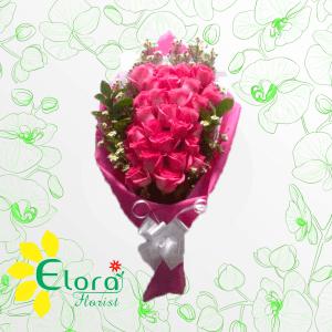 toko bunga hand bouquet di karawang