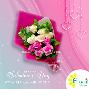 Order Bunga Mawar Valentine di Tambun