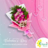 Jual Bunga Mawar Valentine di Bekasi Barat