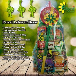 Toko parcel lebaran di Bandung