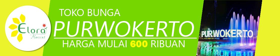 banner toko bunga purwokerto elora