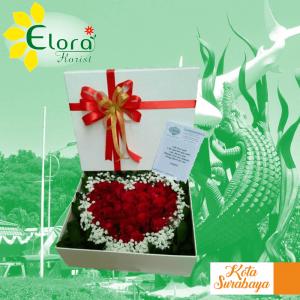 Jual Bunga Mawar daerah Rungkut