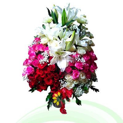 Bunga Meja EHRI-003