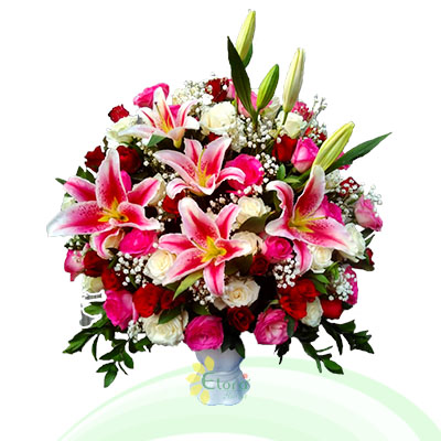 Bunga Meja EHRI-006