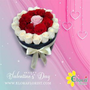 Pesan Bunga Mawar Valentine di Ciracas