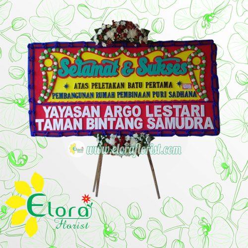 Bunga Papan Congratulation Pangkal Pinang PKEC-003