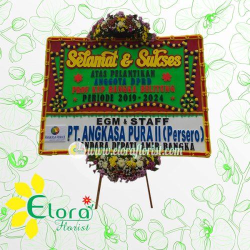 Bunga Papan Congratulation Pangkal Pinang PKEC-004