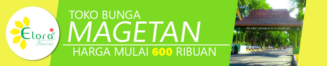 Toko Bunga Magetan Jawa Timur