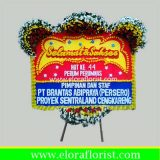 Karangan Bunga Papan Congratulation Jakarta EJKTC-008