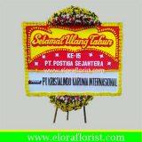 Karangan Bunga Papan Selamat Dan Sukses Jakarta EJKTC-007