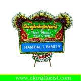 karangan bunga papan congratulation JKTC-003