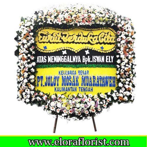 Bunga Papan Duka Cita Bogor EJTD-024