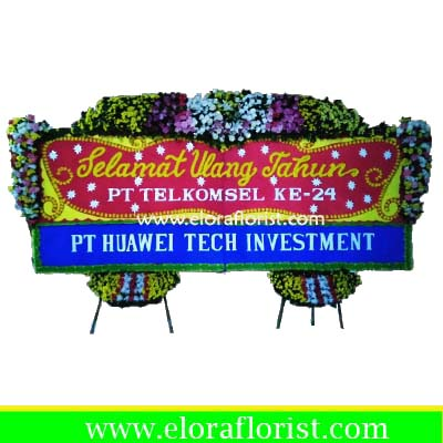 Bunga Papan Selamat Sukses Tangerang EJKTC-023