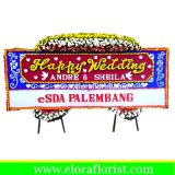 Bunga Papan Wedding EJKTW-030