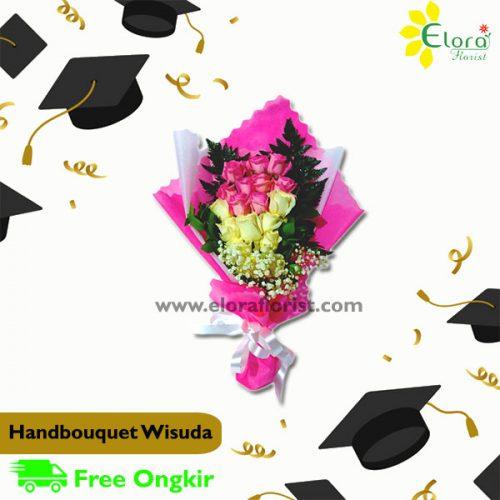 bouquet wisuda 007