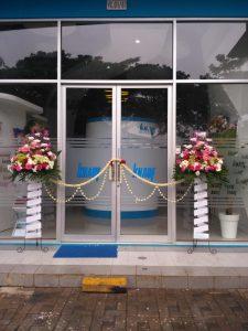 Jual Bunga Peresmian Gunting Pita di Jakarta