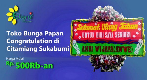 Gambar Papan Congratulation Citamiang