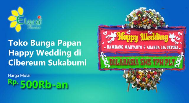 Gambar Papan Wedding Cibereum