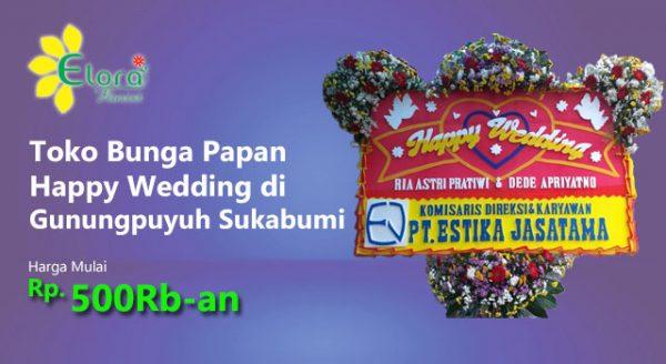 Gambar Papan Wedding Gunungpuyuh