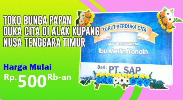 Toko Bunga Papan Duka Cita di Alak Kupang Nusa Tenggara Timur
