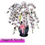 Bunga Anggrek Bulan Novelty AGR-013