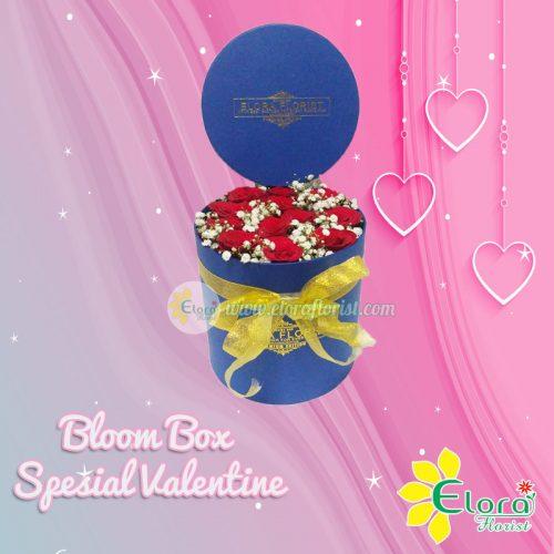 Bloom Box Mawar Valentine