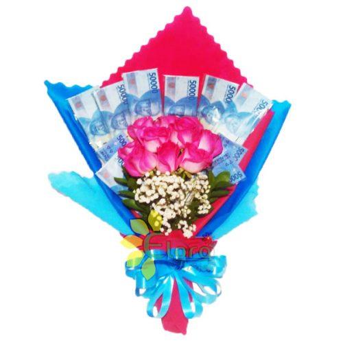 Bouquet Uang HBR-001