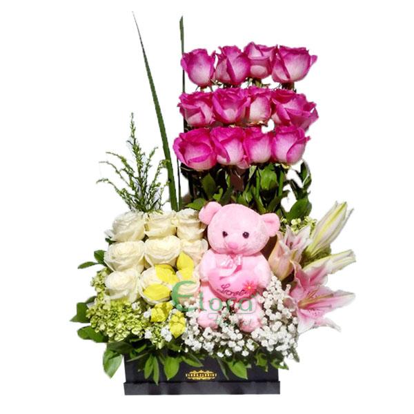 Bouquet Uang HBR-002