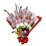 Bouquet Uang HBR-006